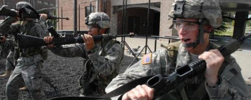 Sergeants Time Training