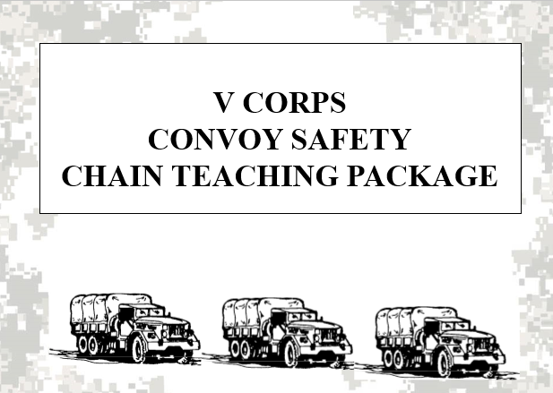 Convoy Safety Class