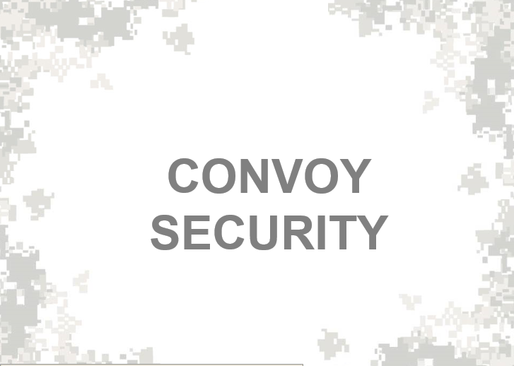 Convoy Security Class