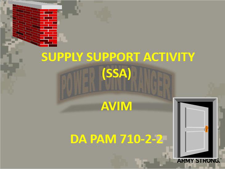 AVIM Supply