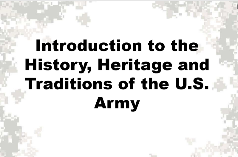 Military History, Military History and Heritage, PowerPoint Ranger, Pre-made Military PPT Classes, PowerPoint Ranger, Pre-made Military PPT Classes