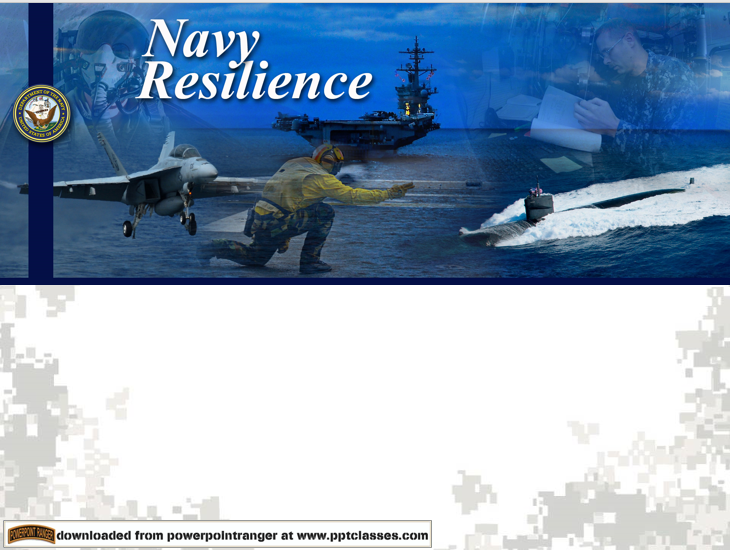 Comprehensive Resilience (Navy)
