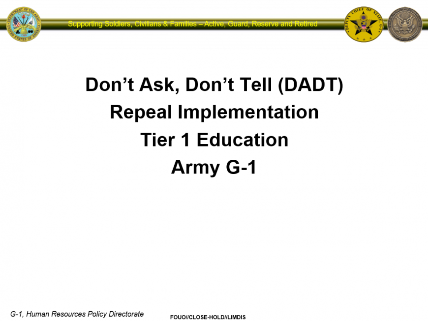 DADT-repeal-implementation