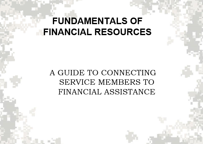 Fundamentals Of Military Financial Resources (Joint)