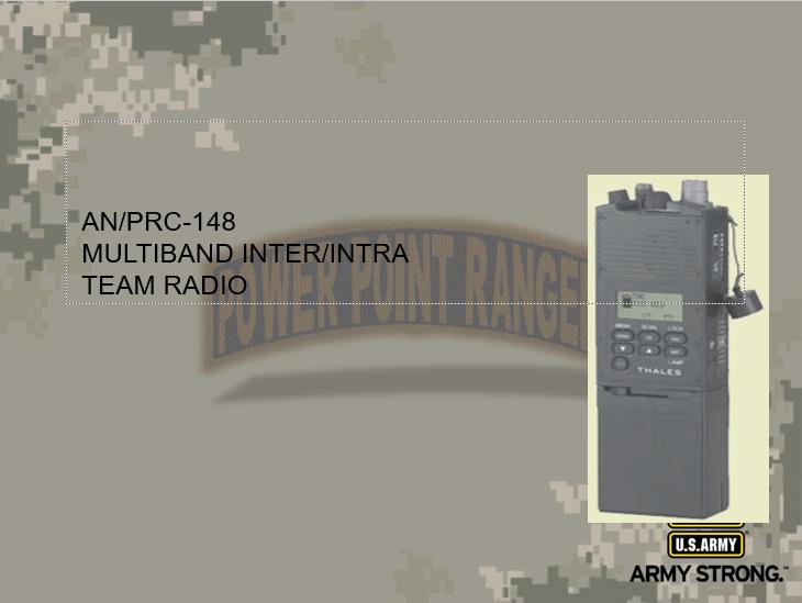 MBITR Radio