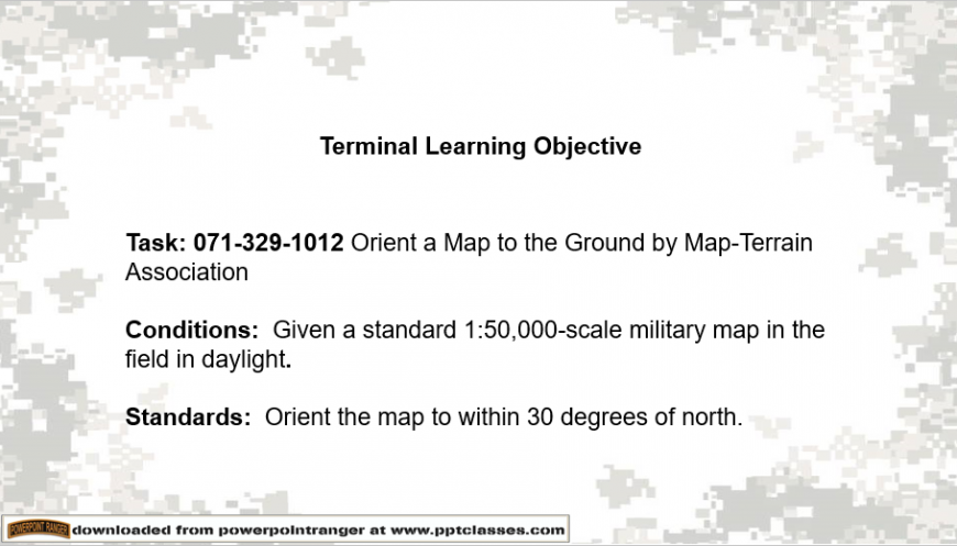 Warrior Tasks Drills, 2018 WARRIOR TASKS – Skill Level 1, PowerPoint Ranger, Pre-made Military PPT Classes, PowerPoint Ranger, Pre-made Military PPT Classes