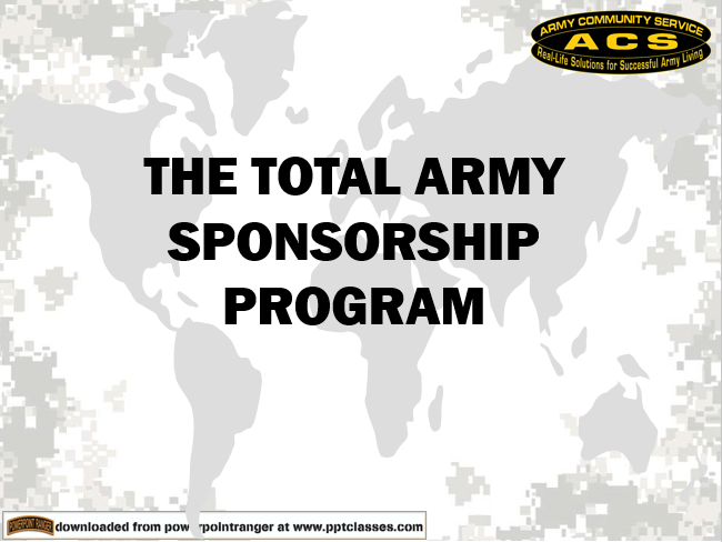 Army programs, Army Programs, PowerPoint Ranger, Pre-made Military PPT Classes, PowerPoint Ranger, Pre-made Military PPT Classes