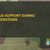 Religious Support During DSCA Operations